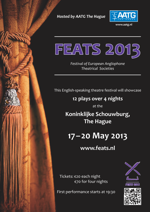 FEATS 2013 poster